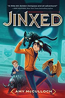 Book Cover: Jinxed