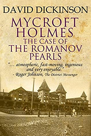 book cover of Mycroft Holmes: The Case of the Romanov Pearls