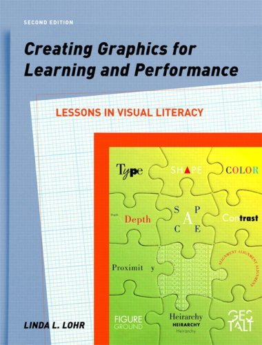 Creating Graphics for Learning and Performance: Lessons in Visual Literacy:2nd (Second) edition