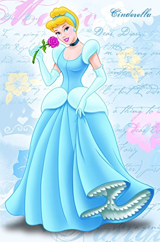 Click for larger image of Trends International Cinderella Dazzling Wall Poster 22.375' x 34'