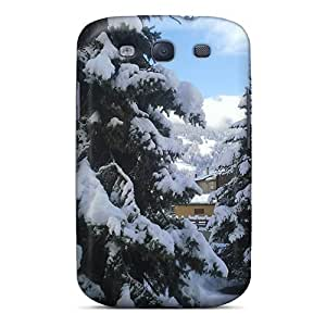 For Galaxy S3 Premium Tpu Case Cover Good Natur For Good Sporting Time Protective Case