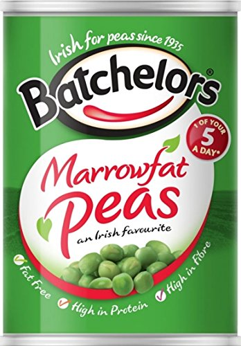 Batchelors Marrowfat Peas, 14.8-Ounce Cans (Pack of 6) by Batchelors
