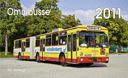 Historische Omnibusse 2011