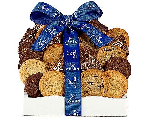 Gift Tote Peanut Butter - Fresh Baked Cookie and Brownie