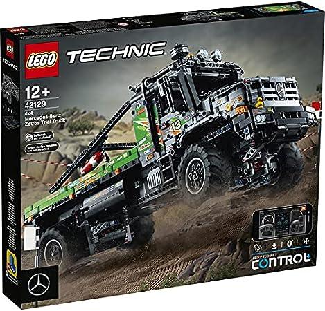 レゴ(LEGO) テクニック メルセデス・ベンツ・ゼトロス - 全輪駆動トラック 42129
