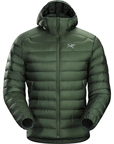 Arc'teryx  Men's Cerium LT Hoodie Cypress Medium by Arc'teryx