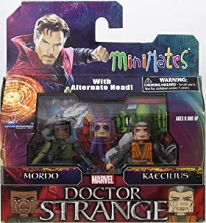 Marvel Minimates Series 53 Thor Dark World Movie Darcy Lewis