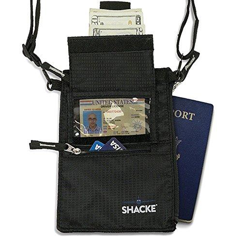 Shacke Hidden Travel Wallet Blocker product image