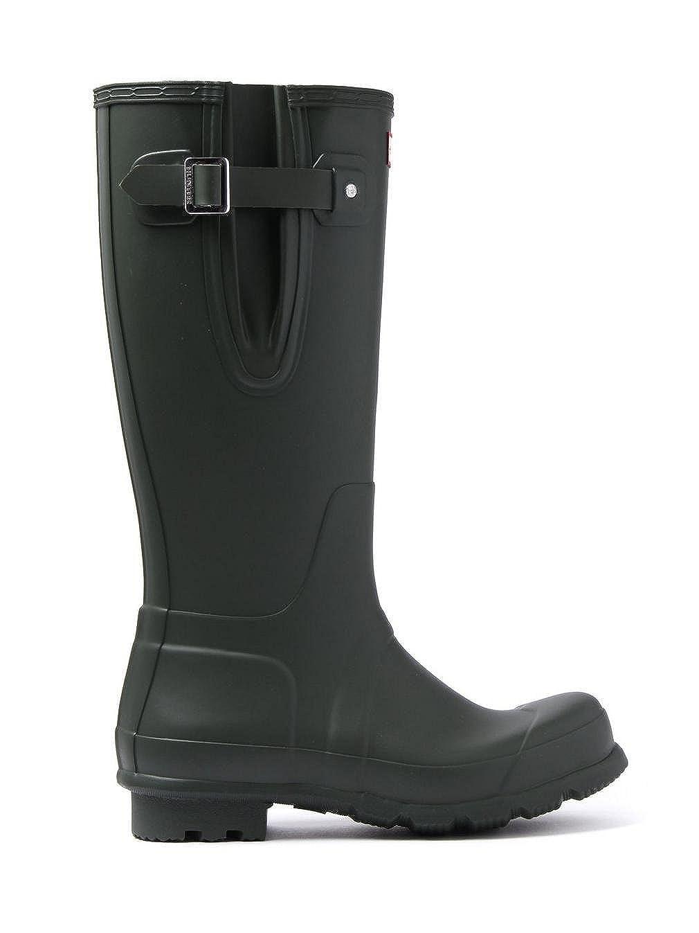 [ハンター] メンズ オリジナル サイドアジャスタブル ブーツ ダークオリーブ MFT9007RMA 25.0 cm  B01M5GAQP4