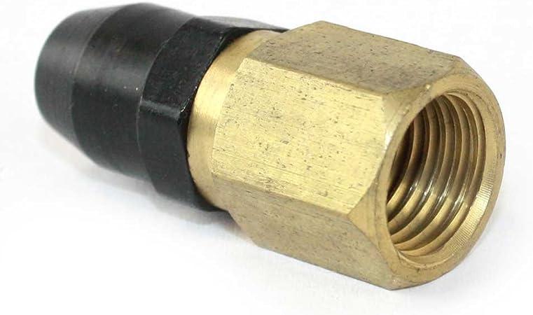 Interstate Pneumatics T08L Straight-in Dual Foot 11 inch Tilt Lock Chuck 1//4 inch FPT