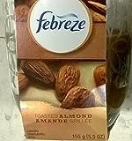 Febreze Toasted Almond Candle, 5.5oz