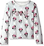 Product review for Disney Girls' Minnie Mouse Woobie Long Sleeve Pullover Sweater