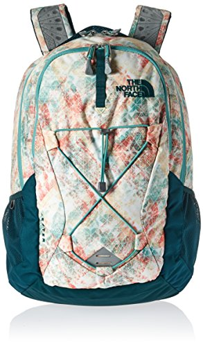 the-north-face-womens-jester-backpack-golden-haze-neon-geo-print-deep-teal-blue-one-size