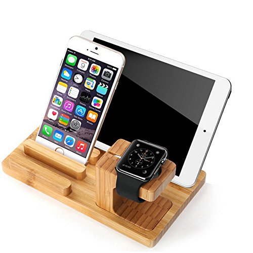 Apple Watch Series 3/2/1 Stand iPad/ iPhone stand holder,...