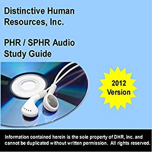 PHR - SPHR Study Guide: 2012 Edition Audiobook
