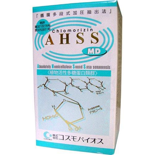 笹エキスAHSS(MD) 70g B000SQ8NMS