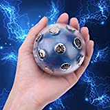 GreenSun TM Novelty Electric Shocking Ball Adults Party Entertainment Game Toy Shock Glowing Ball Stress Relief Auto off Function for Safe