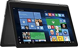 "2016 Newest 15.6"" Dell Inspiron Flagship High Performance 2-in-1 Convertible Laptop, 4K UHD Touch-Screen Display, Intel Core i7-6500U (up to 3.1GHz), 8GB Memory, 1TB HDD, Backlit Keyboard, Windows 10"