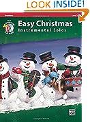 #2: Easy Christmas Instrumental Solos, Level 1: Trombone, Book & CD (Easy Instrumental Solos Series)
