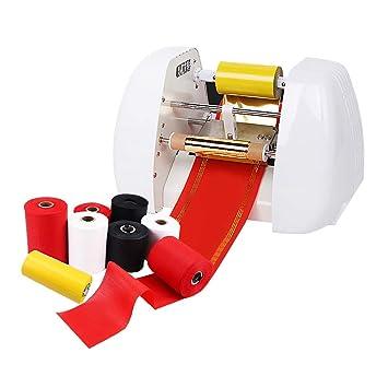 Amazon.com: Welljoin – Impresora digital de cinta de satén ...