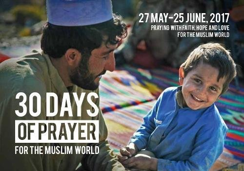 30 Days of Prayer for the Muslim World 2017: 27 May - 25 June Praying with Faith, Hope and Love for the Muslim World pdf