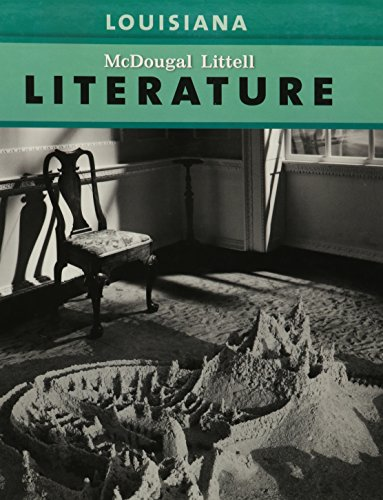 Literature, Grade 8: Mcdougal Littell Literature Louisiana
