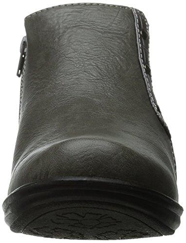 Easy Street Kvinna Dynamisk Boot Grå / Grå Croco / Gore