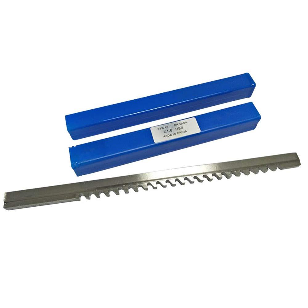 Metric 6mm III Keyway Broach