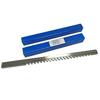 2mm KEYWAY BROACH CUTTER Metric Size A Push Type Cutting Tool