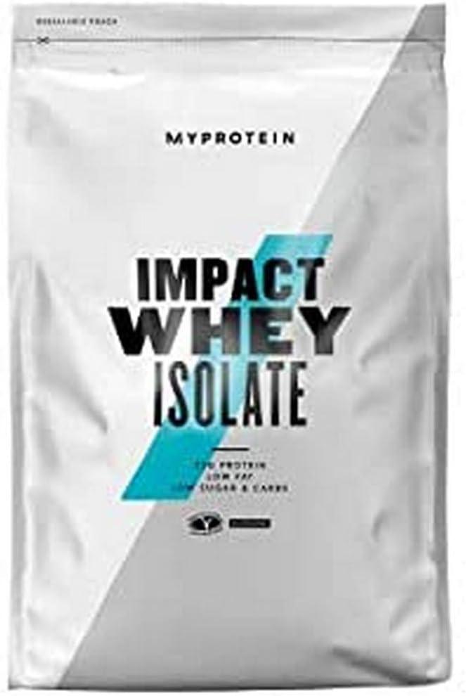 MyProtein Impact Whey Isolate (2500G) 2500 g