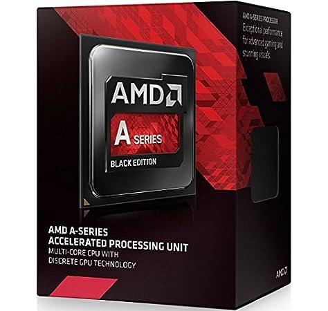 Amazon Com Amd A10 Series Apu A10 7850k Socket Fm2 Ad785kxbjabox Computers Accessories