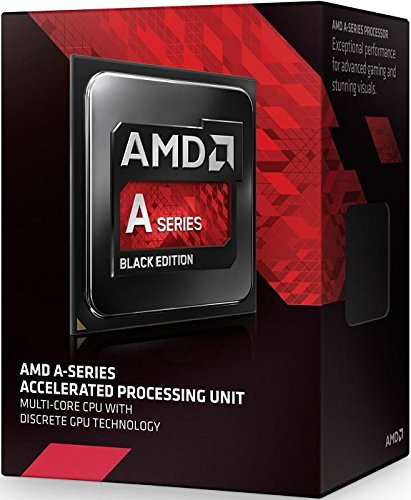 79 opinioni per AMD A10 X4 7850K Box Processore FM2+,