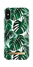 iDeal Of Sweden Monstera Jungle - Carcasa para iPhone XS y X