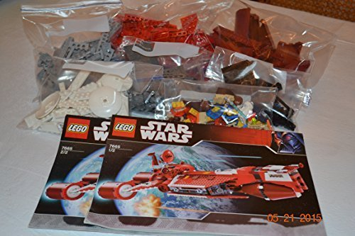 LEGO Star Wars Republic Cruiser