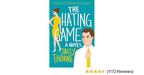 The hating game a novel kindle edition by sally thorne the hating game a novel kindle edition by sally thorne literature fiction kindle ebooks amazon fandeluxe Image collections