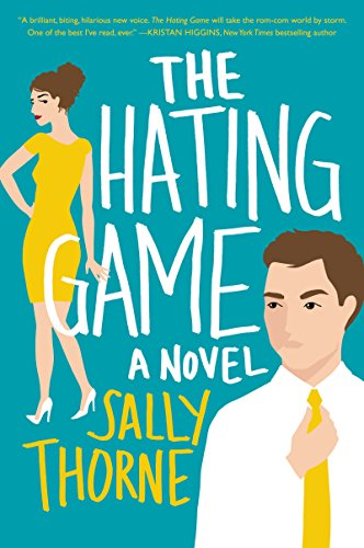 The Hating Game: A Novel cover