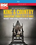 Shakespeare: King & Country [Box Set] [Blu-ray]