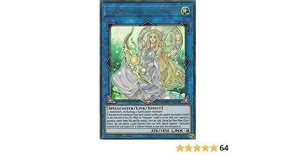 Free Shipping DUOV-EN014 Queen Of the Master Magicians Selene Near Mint
