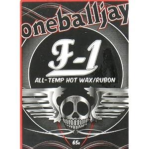 OneBall Jay F1 All Temp Ski/Snowboard Wax