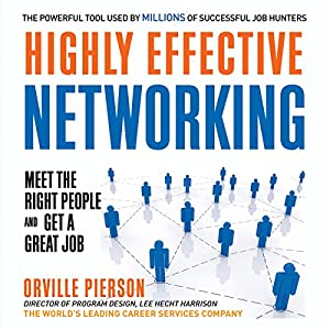 Highly Effective Networking Audiobook