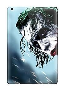 Flexible Tpu Back Case Cover For Ipad Mini/mini 2 - The Joker 532