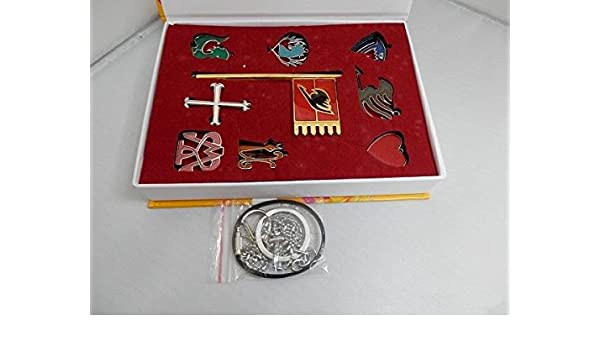 Sunkee New Fairy Tail cosplay llavero colgante en caja (Llavero B): Amazon.es: Juguetes y juegos