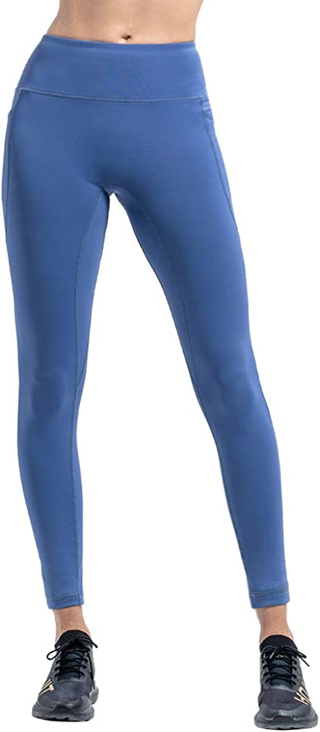 HOTSUIT High-Waisted-Leggings Women Workout Yoga-Pants Seamless Butt Lifting Tummy Control Legging Gym Tights Sport Pant