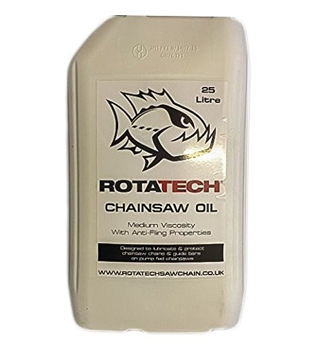Genuine Rotatech Chainsaw Oil 25L for use with Oregon Chains