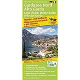 Gardasee Nord, Alto Garda, Lagod'Idro, Monte Baldo, Riva del Garda: Wander- und Radkarte mit Ausflugszielen & Freizeittipps, wetterfest, reißfest. 1:35000 (Wander- und Radkarte/WuRK)