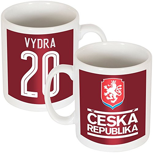 Czech republich Vydra Team Tazza, unisex adulto, Maroon, Taglia unica