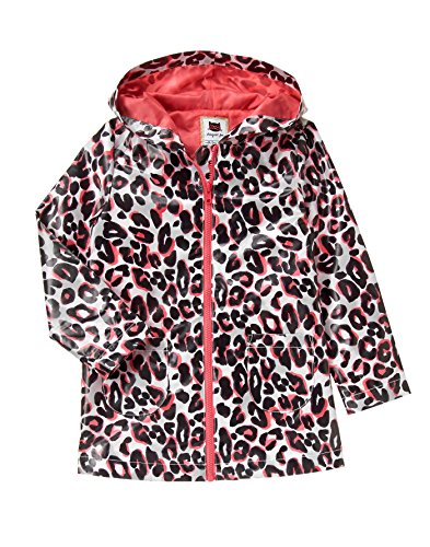 Gymboree Big Girls' Leopard Raincoat
