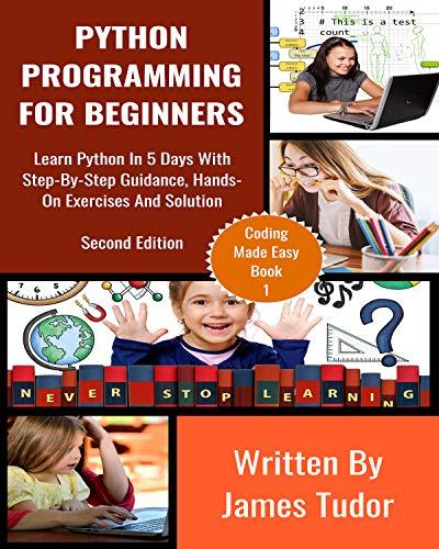 65 Best Python Books for Beginners - BookAuthority
