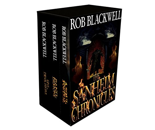 The Sanheim Chronicles (Complete Box Set) -