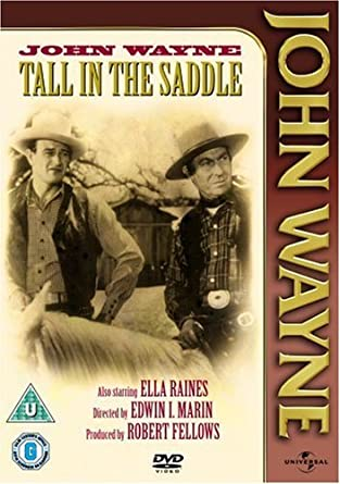 Tall in the Saddle [Reino Unido] [DVD]
